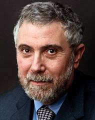 Paul Krugman : The Finite World