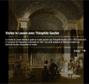 Le Louvre avec Théophile Gautier et autres bonnesfeuilles