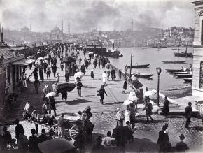 Istambul : Photographes etsultans