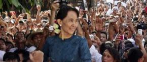 Birmanie : Ce que dit Aung San SuuKyi