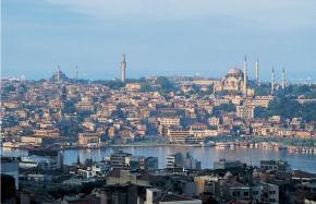 Istanbul, nouvel eldoradoarty