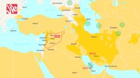 Syrie : la donnegazière