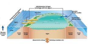 Changement climatique et dynamique géomorphologique des côtesbretonnes