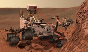 Chroniques martiennes : Curiosity identifie la nature de l'hydratation du solmartien