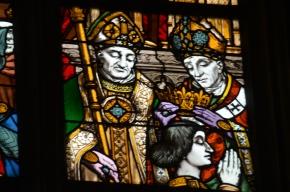 Cathédrales de France / Sainte Croix d'Orléans : Les Bourbons etJehanne
