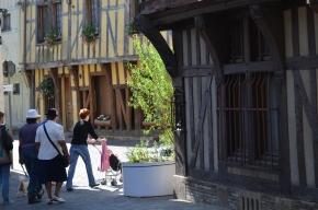 Troyes, un cadre médiéval amoureusementpréservé