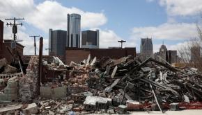 Detroit, ses ruines, sestouristes