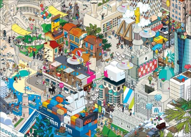 Pixorama-Marseille-8-bits