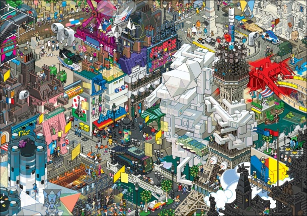 Pixorama-Paris-8-bits