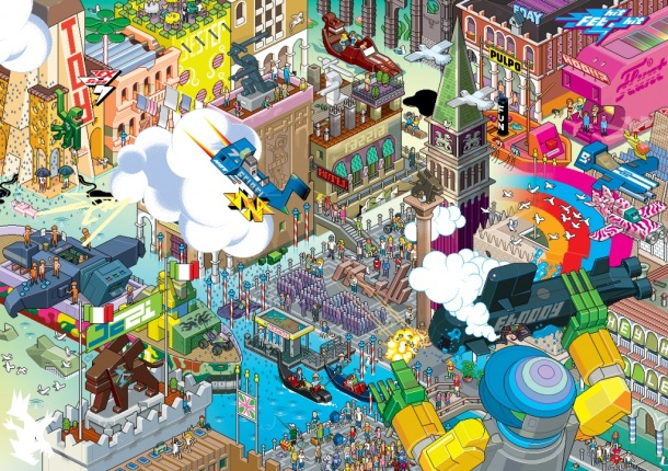Pixorama-Venise-8-bits