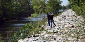 La Camargue envahie par les déchets en matièresplastiques