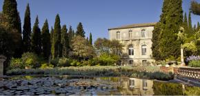 Les jardins secrets de l'abbayeSaint-André
