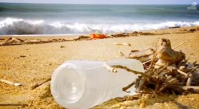 La mer ? une immense poubelle, depuis la surface jusqu'aux grandesprofondeurs