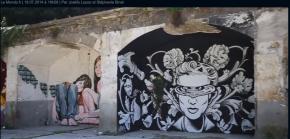 Aubervilliers : le street art redessine les frichesindustrielles