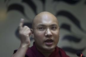 Orgyèn Trinley Dorjé : «L'eau du Tibet est cruciale pour l'humanité»
