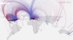 Carte express de l'expansion culturellemondiale
