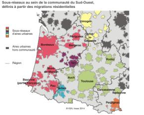 Bordeaux au cœur d'un Sud-Ouestattractif