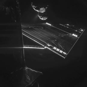 Rosetta : missionréussie