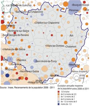 La Dombes : un territoire rural riche sous la pressionurbaine