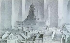 Autour des citésobscures