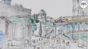 Rome : La salle à manger tournante deNéron