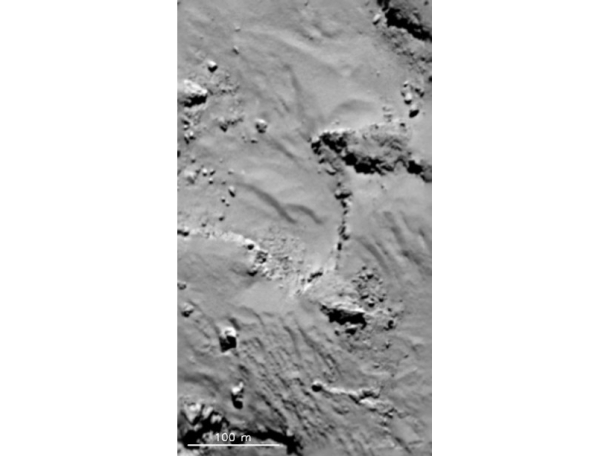 Dune de Rosetta