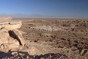 Chili : Le désert d'Atacama, conjonction du climat et de latectonique
