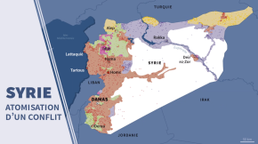 Syrie : Comprendre les 8conflits