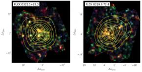 Découvertes de galaxies bien mystérieuses : un chaînon manquant de la cosmologie?