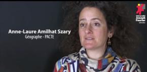 Anne-Laure Amilhat Szary : Qu'est-ce qu'une frontière aujourd'hui ?