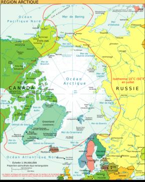 L'Arctique, nouveau territoire de la colonisation?