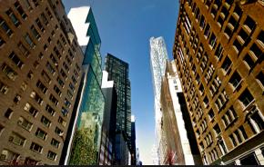 New York : une nouvelle génération de gratte-ciel toujours plusminces