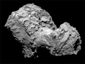 Premiers résultats scientifiques de Philae: Tchouri se révèle…différente