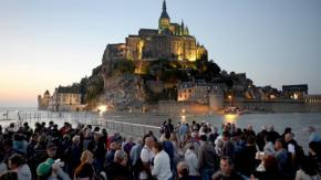 Mont Saint-Michel : les flux décortiqués du tourisme demasse