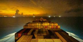 Du Vietnam à la Chine : le parcours d'un porte-conteneurs en 7minutes