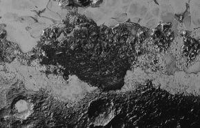 Les mystérieuses dunes de Pluton étonnent laNASA