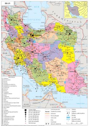 L'Iran : le renouveau d'une puissance régionale?