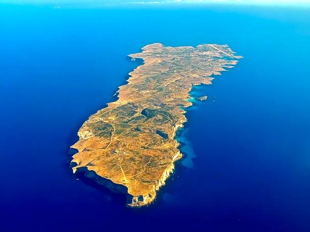 Lampedusa_island