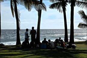 Les outre-mer français face au déficlimatique