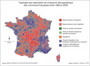 France : La «diagonale du vide», 30 ansaprès