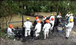Pérou : nouvelles fuites de pétrole dans le bassin du rioMarañon