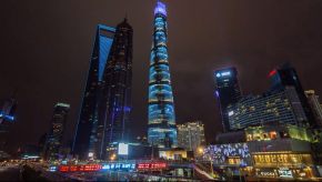 Shanghaï : La plus haute tour de Chine