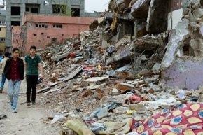 Turquie : La silencieuse destruction des villeskurdes