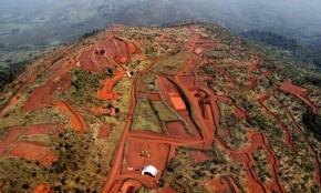 Guinée : vers le gel du projet minier Simandou?