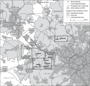 Les classes moyennes dans les couronnes périurbaines : l'exemple de l'ouest de la régionparisienne