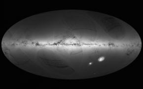 Un milliard d'étoiles cartographiées en millejours