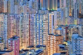 Romain Jacquet-Lagrèze : Hong Kong, le momentbleu