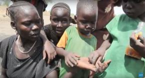 Sud-Soudan : la famine menace 5 millions depersonnes