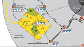 Paris-Saclay : Un formidable pari d'avenir face aux fractures territorialesfrançaises