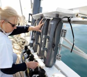 Méditerranée : vers une acidification et un réchauffement très rapides deseaux